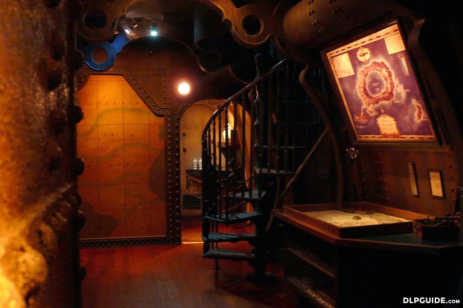 Les Myst 232 Res Du Nautilus Dlp Guide Disneyland Paris