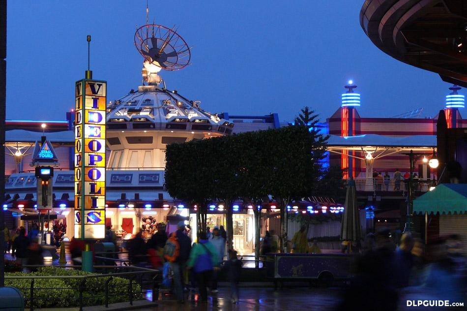 Disneyland Tours Cost